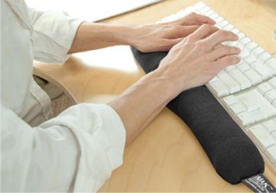 Non-Skid Wrist Cushion for Keyboard Photo