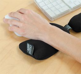 Non-Skid Mouse Cushion for Keyboard Photo
