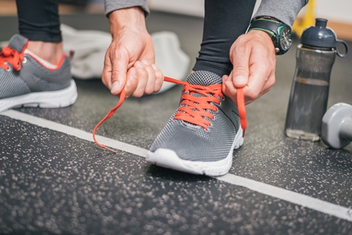 Choosing the right shoe is important if you have plantar fasciitis.