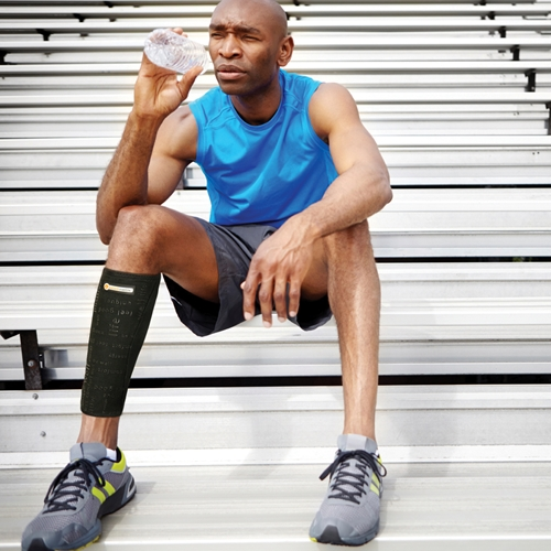 Vibration therapy's many benefits include improving athletic performance.