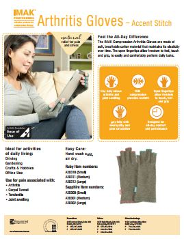 thumbnail of IMAK_Compression_ArthritisGloves_AccentStitch
