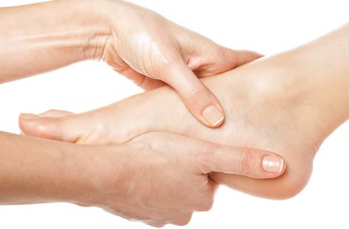 Plantar fasciitis can be a painful condition.